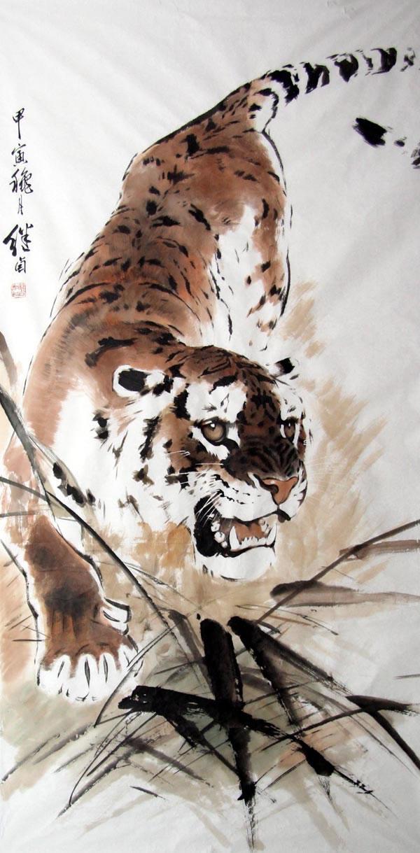 刘继卣ljy 动物的作品信息